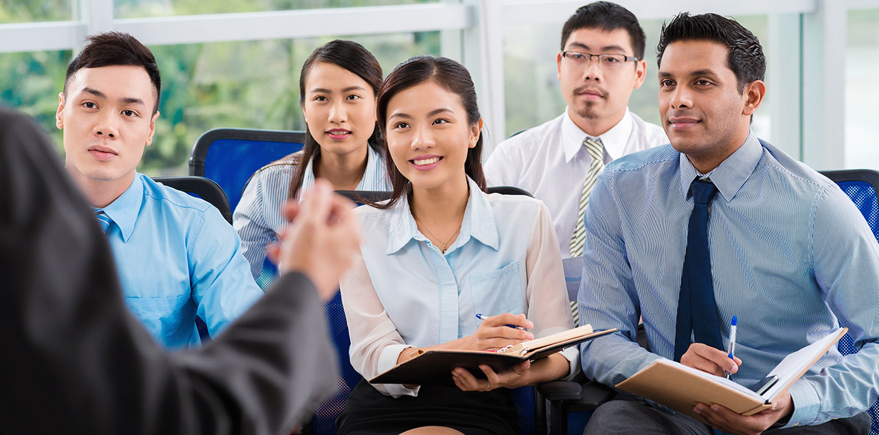 Staff Training and Development