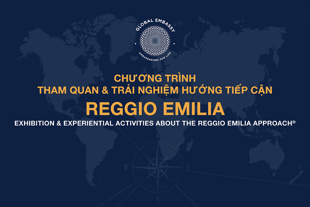 Exhibition and Experiential Activities on Reggio Emilia Approach®